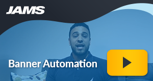 JAMS Banner Automation Video Thumbnail